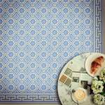 historic tile reproduction for Instagram