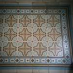 historic tiles to be salvaged