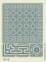 historic tile reproduction - Vienna Collection KUK