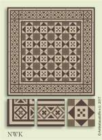 historic tile reproduction - Vienna Collection NWK