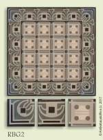 historic tile reproduction - Vienna Collection RGB2